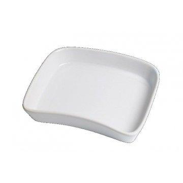 Салатник Thun белый, 16x14 см