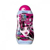 Гель для душа с экстрактом масла оливы Monster High 300мл