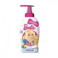 Гель-пена для душа с экстрактом масла ши Barbie