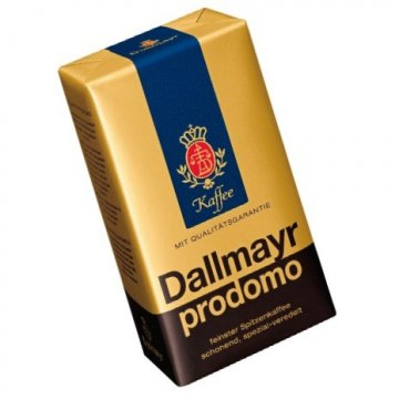 Кофе Dallmayr Prodomo, 500г (молотый)