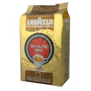 Кофе Lavazza Qualita Oro (в зернах), 1кг