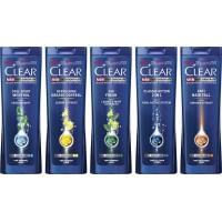 Шампунь Clear for Men Refreshing Grease Control, 400 мл
