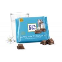 Шоколад Ritter Sport Alpen Milk Chocolate, 100 г