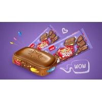 Шоколад Milka Choco Jelly (250 г)