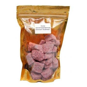 Сахар ароматизированный Клубника, 200 гр