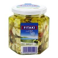 Сыр Fitaki с оливками 40%, 300 г
