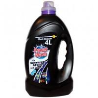 Гель для стирки Power Wash Black 4 л, 53 ст