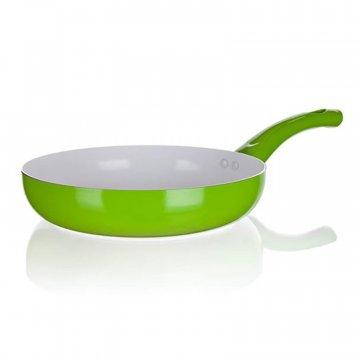 Сковорода 24 см Prime Chef зеленая