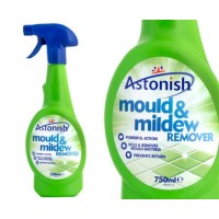Средство для удаления плесени Astonish Mould & Midlew, 750 ml