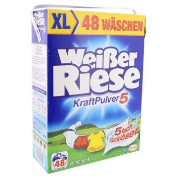 Стиральный порошок Weiser Riese Kraft Pulver 3,85 кг