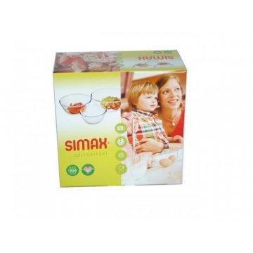 3 миски Simax 0,5/1,3/2,5 л