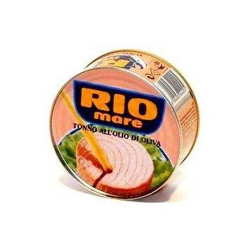 Тунец Rio Mare Olio di Oliva, 80 г