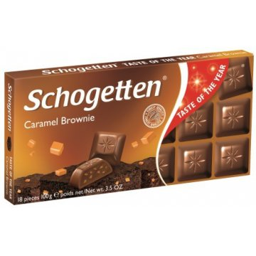 Шоколад Schogetten Caramel, 100 г