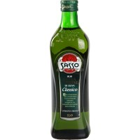 Оливковое масло Sasso Extra Vergin Classico, 1 л