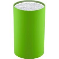 Колода для ножей Banquet, зеленая (22,5 см)