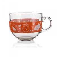 Чашка Banquet Malaga Tea Time (435 мл)