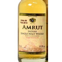 Виски Amrut Cask Strength, tube (0,05 л)