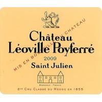 Вино Chateau Leoville Poyferre, 2009 (0,75 л)