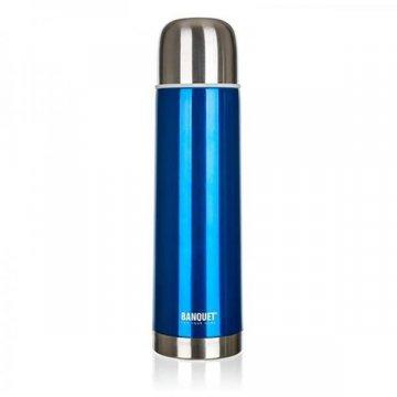 Термос Banquet Avanza Blue, 1 л