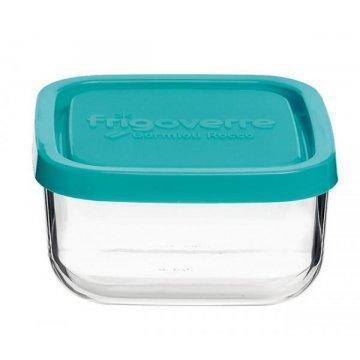 Емкость для продуктов Bormioli Rocco Frigoverre Quadra, 0,24 л
