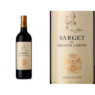 Вино Sarget De Gruaud Larose, 2012 (0,75 л)