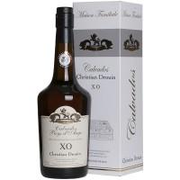 Водка Calvados Coeur de Lion Pays d'Auge XO, gift box (0,7 л)