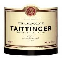 Шампанское Taittinger Brut Reserve (0,75 л)