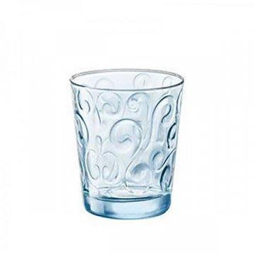 Набор стаканов Bormioli Rocco Naos Candy Blue (295 мл, 3шт.)