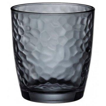Набор стаканов Bormioli Rocco Palatina Grey 3 шт., 320 мл