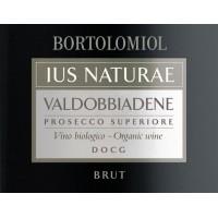 Шампанское Bortolomiol Ius Naturae Valdobbiadene (0,75 л)