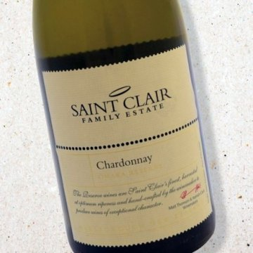 Вино Saint Clair Chardonnay Omaka Reserve (0,75 л)