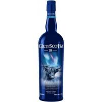 Виски Glen Scotia 18 Years Old, tube (0,7 л)