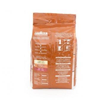Кофе Lavazza Crema e Aroma, 1 кг (В зернах)
