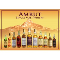 Виски Amrut (0,05 л)