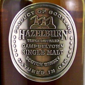 Виски Hazelburn 10 Years Old, gift box (0,7 л)