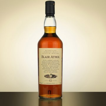 Виски Blair Athol 12 Year Old (0,7 л)