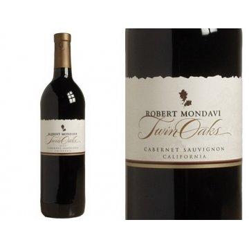 Вино Robert Mondavi Twin Oaks Cabernet Sauvignon  (0,75 л)