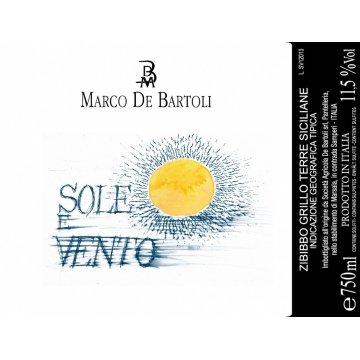 Вино Marco De Bartoli Sole e Vento (0,75 л)