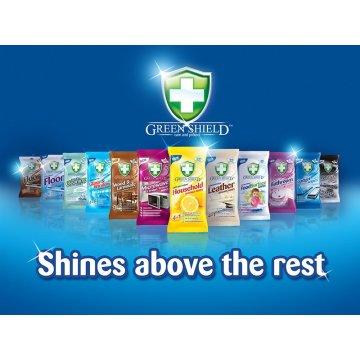 Влажные салфетки Green Shield Gadget Wipes (50 шт)