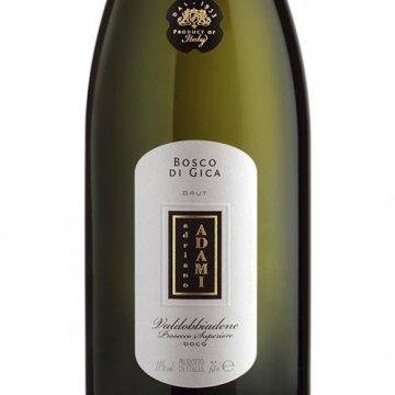 Шампанское Adriano Adami Bosco di Gica (0,75 л)