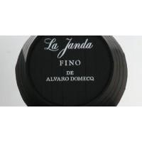 Вино Bodegas Alvaro Domecq Fino La Janda (0,75 л)