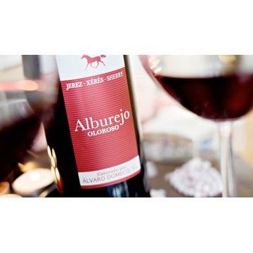 Вино Bodegas Alvaro Domecq Cream Aranda (0,75 л)