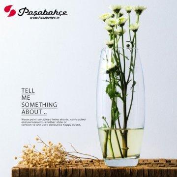 Ваза Pasabahce Flora (26 см)