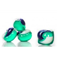 Капсулы для стирки Ariel Mountain Fresh 3в1, 28 шт