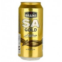Пиво Brains SA Gold (0,44 л)
