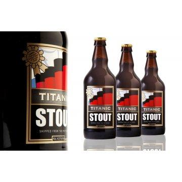 Пиво Titanic Stout (0,5 л)