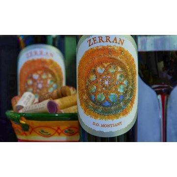 Вино Ordonez Zerran, D. O. Monstant (0,75 л)