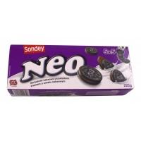 Печенье Sondey Neo с Какао Кремом, 225 г