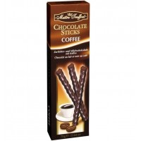 Конфеты Maitre Truffout Chocolate Sticks Coffee, 75 г