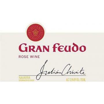 Вино Gran Feudo Rosado  (0,75 л)